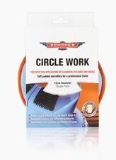 Bowden's Own Circle Work Gulf Colours Polish Wax Application Mitt Pad