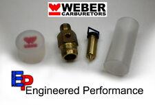 Genuine WEBER Needle and Seat - 200  DGV DGAV DGEV DGES IDF ADM Carby carb valve