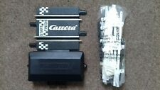 CARRERA GO!!!  BATTERY POWER TRACK  2 CONTROLLERS AND CRASH BARRIERS BRAND NEW