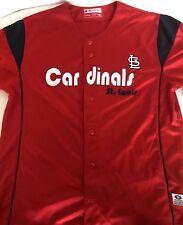 NWT  St. Louis Cardinals MLB Genuine Merchandise  Baseball Jersey SZ XXL