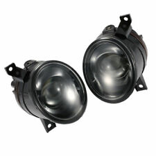PROJECTOR Fog Light Lamp Pair Black for VW GOLF GTI MK5 JETTA 06-09 07 08 B00B