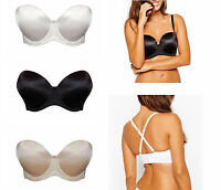 Ultimo 0120 OMG Miracle Underwired Strapless Multiway 5 Way Fuller Bust DD-G Bra