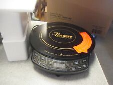 NuWave Pic Gold Model 30201 AQ Portable Cooktop Induction Burner New
