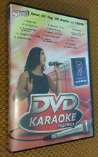 Sing Best of Top 40 Radio - Volume 1 (DVD, 2003) Number 8108 Karaoke Pop / Rock