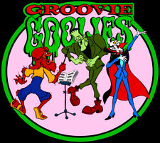 70's Cartoon Classic Groovie Goolies custom tee Any Size Any Color