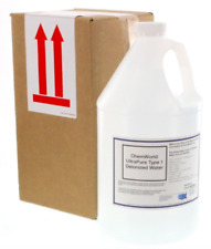Chemworld Type I ASTM Deionized Water - 1 Gallon
