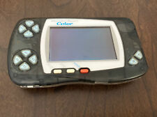 Bandai WonderSwan Color Handheld console Clear Black