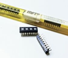 NEW - Bourns Quad 10K Potentiometer Pot - 16 pin DIP Breadboard - #7410D-410-103