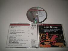 M.RAVEL/BOLERO(PHILIPS/410 047 2)CD ÁLBUM