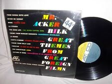 MR. ACKER BILK-GREAT THEMES FROM GREAT FOREIGN FILMS ATCO 33-170 NM/VG+ LP