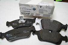 Bremsbeläge BMW vorne 34116761244 BMW 3er (E36, E46), Z3, Z4 Genuine Parts!