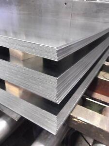 Galvanised Mild steel sheet DX51D Various Sizes
