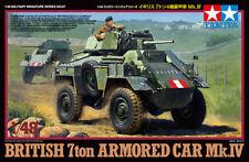 Tamiya 32587 - 1/48 British 7Ton Armored Car Mk.iv - New