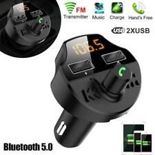 Wireless Bluetooth FM Transmitter MP3 Player Radio Adapter Car Kit USB Charger