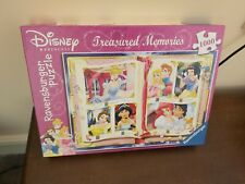 Ravensburger 1000 piece jigsaw puzzle Disney Princess Treasured Memories