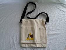 Legend of Zelda Canvas Messenger Shoulder Bag Triforce Sword Shield Logo