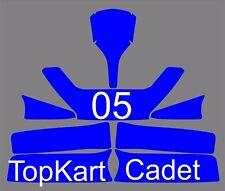 TopKart Cadet 05  Go Kart  Graphics Template vector EPS