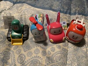 NETFLIX GO GO CORY CARSON LIGHTS & SOUNDS FRANNIE VEHICLE Set of 4