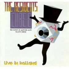 The Residents - Cube E Live in Holland History of American Music - NEW Cassette