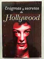 Enigmas y secretos de Hollywood. NUEVO. Nacional URGENTE/Internac. económico