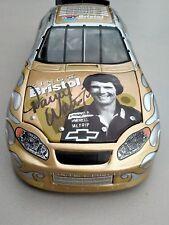 1:24 #17 Darrell Waltrip Nascar Chevy Coche de Carreras Raro Firmado 2004