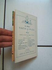 JACQUETTE LES ALBUMS DE TINTIN /  LA COMTESSE DE SEGUR / PAUVRE BLAISE