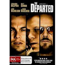 The Departed - Leonardo DiCaprio DVD Region 4
