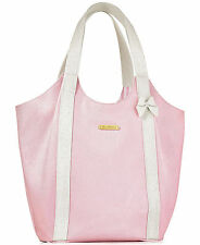 Juicy Couture Baby Pink White TOTE / TRAVEL / Shoulder Shopper Bag