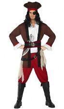 Déguisement Homme Pirate des Caraibes S Costume Adulte Film