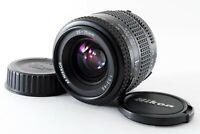 Nikon AF Nikkor 35-70mm F/3.3-4.5 Macro Lens From Japan 【Near Mint】