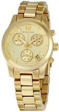 Michael Kors Adult Analog Round Wristwatches