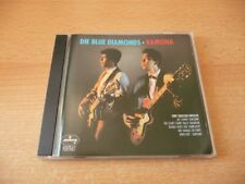 CD Die Blue Diamonds - Ramona - 16 Songs