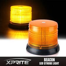 Xprite 12 LED Warning Flash Strobe Rotating Beacon Light 6 Inch
