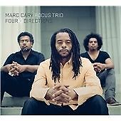 Four Directions, Marc Cary Focus Trio, Audio CD, New, FREE & Fast Delivery