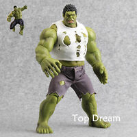 RARE Incredible Hulk Action Figure Toy The Avengers Model Doll 10'' Xmas Gift