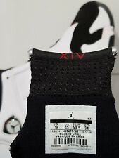 Air Jordan 14 XIV Retro BLACK TOE 999999999 SAMPLE PROMO 2014 SZ. 16 RARE