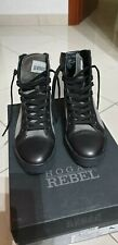 Hogan Rebel Sneakers alta da donna, numero 37