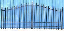 Free Shipping* Inc Post Pkg, Driveway Gate # 1122 14 Ft Wd Ds Home Yard Security