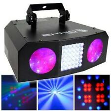 JEU DE LUMIERE 116 LEDS URANUS DOUBLE MOON STROBE LED STROBOSCOPE ECLAIRAGE