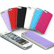 Unbranded/Generic Metallic Synthetic Leather Mobile Phone Fitted Cases/Skins