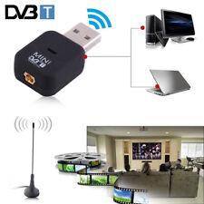 USB 2.0 Digital DVB-T SDR+DAB+HDTV Tuner Receiver Stick RTL2832U+ R820T2 Control