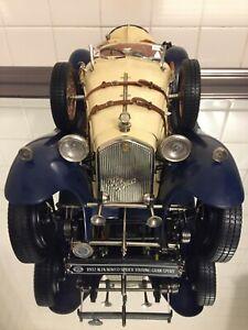 1:8 Scale Pocher 1932 Alfa Romeo Spider touring Grand Sport