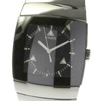 RADO SINTRA R13777152 / 01.156.0777.3.015 Quartz Men's Watch Mint(s)_479924