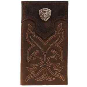 Ariat Embroidered Concho Rodeo Wallet A3510802