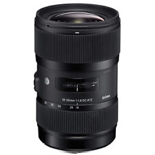 Sigma 18-35mm f/1.8 HSM DC Lens for Sony - BRAND NEW  UK STOCK