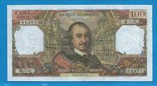 100 FRANCS CORNEILLE du 8-11-1973  M.756 Billet N° 1888666488