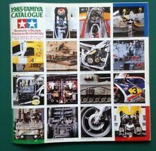 Vintage 1985 Tamiya Catalogue - Showcase Collection Precise Scale Model Kits