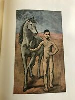 "16 Full Color Prints Picasso ""Boy Leading a Horse"" Print, 10 1/2"" x 14 1/2"""
