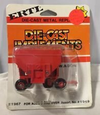 ERTL J.I. Case Gravity Wagon 1/64 NIP