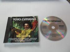 Toto Cutugno - 16 Hits (CD 1990)